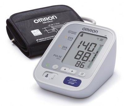 Omron M3 Intelli-sense bloeddrukmeter bovenarm