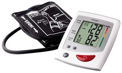 Topcom BD-4601 bloeddrukmeter bovenarm