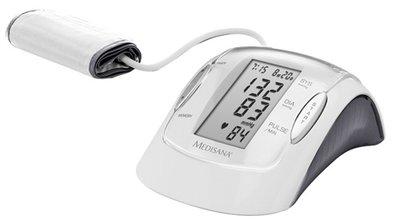 Medisana MTP bloeddrukmeter bovenarm grijs