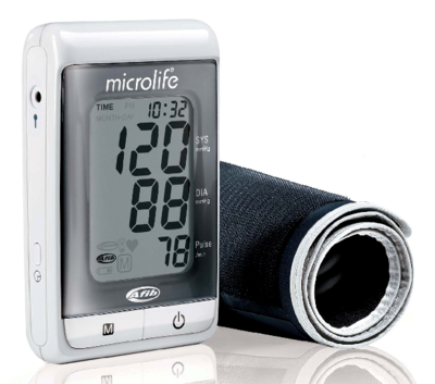 Microlife BP A200 AFIB bloeddrukmeter bovenarm