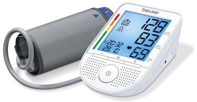 Beurer BM49 bloeddrukmeter bovenarm met spraakfunctie