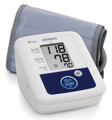 Omron M2 Intelli-sense bloeddrukmeter bovenarm