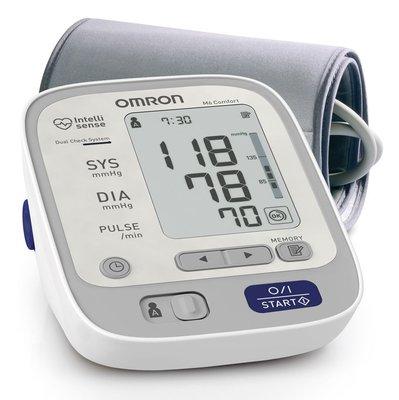 Omron M6 Comfort bloeddrukmeter bovenarm