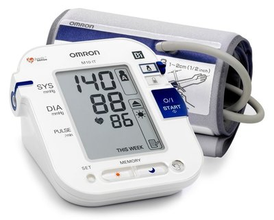 Omron M10-IT  bloeddrukmeter bovenarm