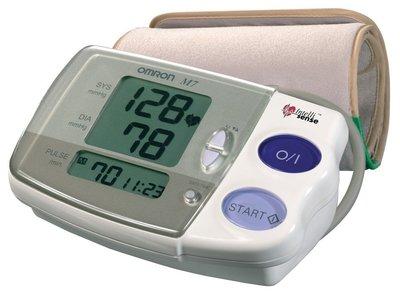Omron M7 bloeddrukmeter bovenarm