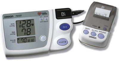 Omron 705CP2 bloeddrukmeter bovenarm