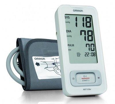 Omron MIT-Elite bloeddrukmeter bovenarm
