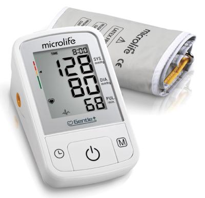 Microlife BP A2 Basic bloeddrukmeter bovenarm