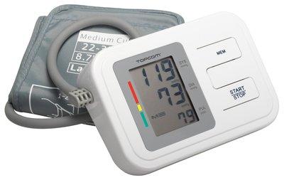 Topcom BD-4600 bloeddrukmeter bovenarm
