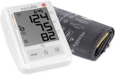 Microlife BP B3 AFIB bloeddrukmeter bovenarm