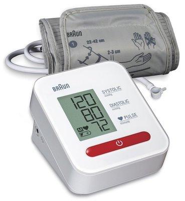 Braun ExactFit 1 bloeddrukmeter bovenarm
