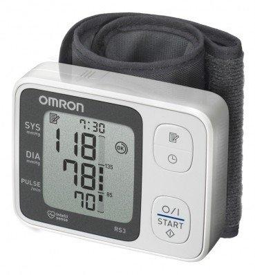 Omron RS3 Intelli-sense bloeddrukmeter pols