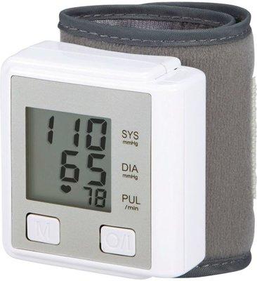 Alecto ACB-50 bloeddrukmeter pols