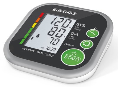 Afbeelding van Soehnle Systo Monitor 200 bloeddrukmeter