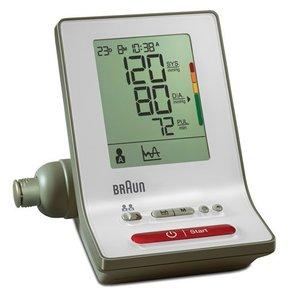 Braun ExactFit 3 bloeddrukmeter bovenarm
